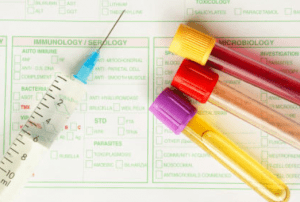 STD Testing in Home