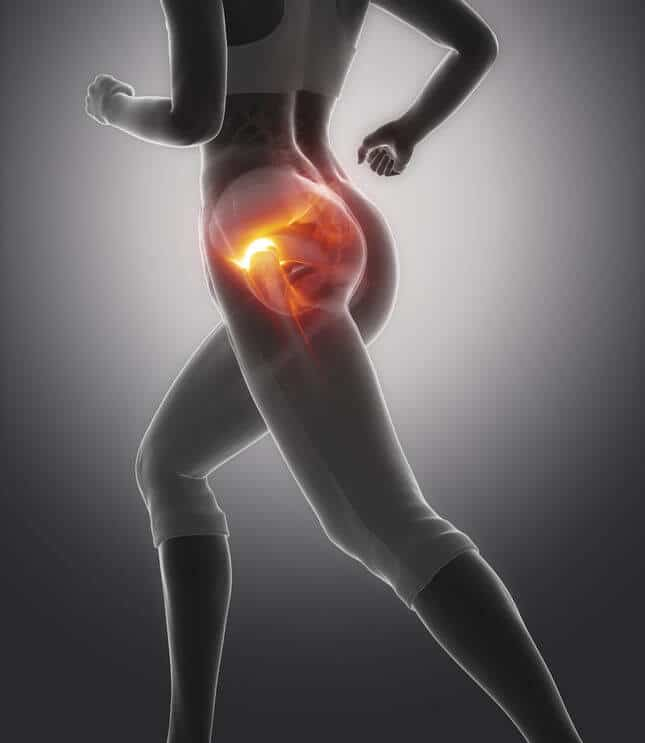 best treatment for hip flexor injury